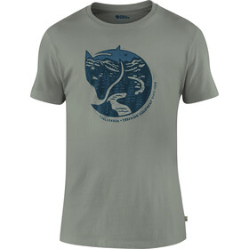 Fjällräven Arctic Fox T-Shirt Men fog